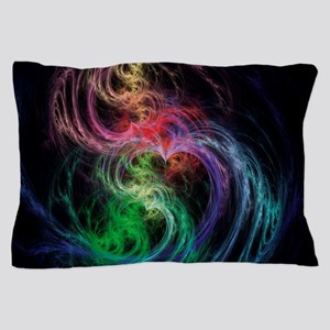 Space Hearts Pillow Case