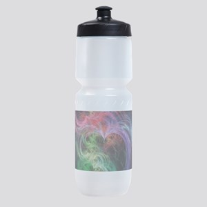 Space Hearts Sports Bottle