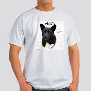 Akita (black) Light T-Shirt
