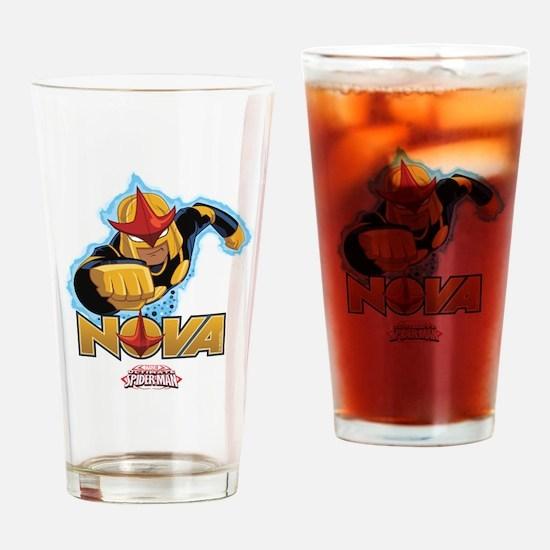 Nova Design 3 Drinking Glass