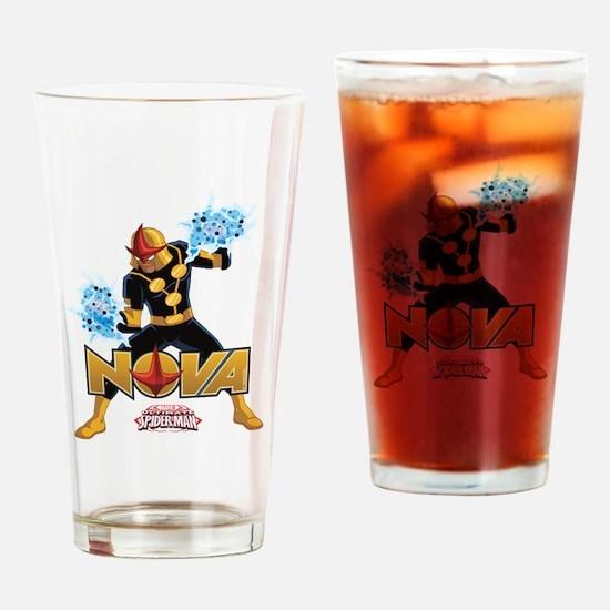 Nova Design 4 Drinking Glass