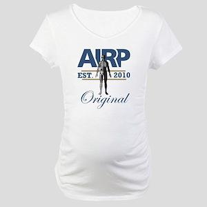 AIRP Original 2010 Maternity T-Shirt