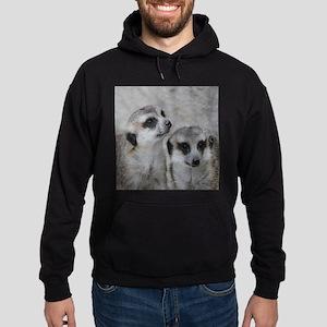adorable meerkats 02 Hoodie