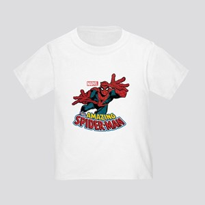 The Amazing Spiderman Toddler T-Shirt
