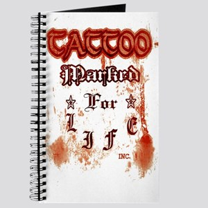 Tattoo marked for life Journal