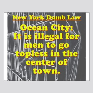 New York Dumb Law #9 Posters