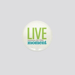 Live Moment Mini Button