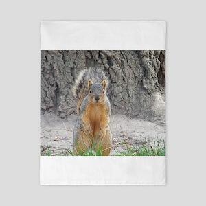 Squirrel Twin Duvet
