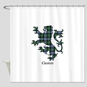 Lion - Gunn Shower Curtain