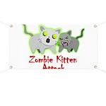 Zombie Kitten Banner