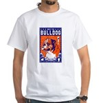 Obey the English Bulldog! one-sided t-shirt