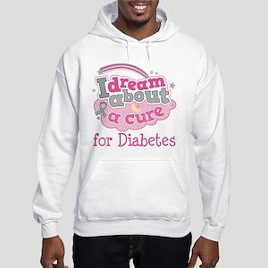DIABETES Cure Hooded Sweatshirt