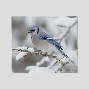 Blue Jay / Mdf GNU CCS-A Throw Blanket