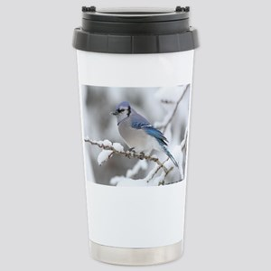 Blue Jay / Mdf GNU CCS- Stainless Steel Travel Mug