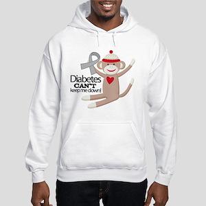 Childhood Diabetes Awareness Hooded Sweatshirt