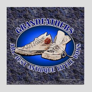 Grandfathers... Tile Coaster