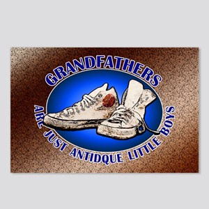 Grandfathers... Postcards (Package of 8)