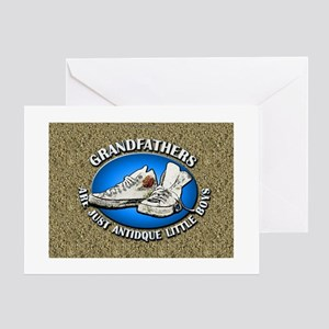 Grandfathers... Greeting Card