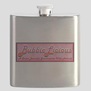 BubbieLicious Flask