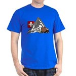Alpine Hike Dark Colors T-Shirt