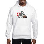 Alpine Hike Hooded Sweatshirt