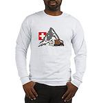 Alpine Hike Long Sleeve Lg Logo T-Shirt