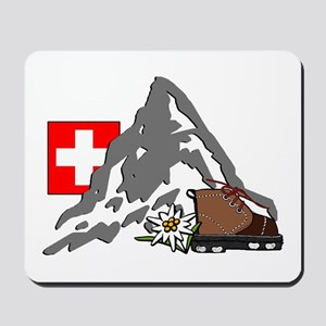 Alpine Hike Mousepad