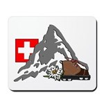 Alpine Hike Mousepad