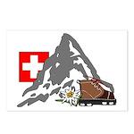 Alpine Hike Postcards (Package of 8)
