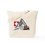 Alpine Hike Tote Bag