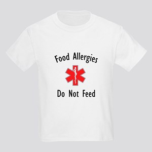 Do Not Feed/Epi Pen Kids Light T-Shirt