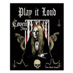 Coven Play It Loud Small Poster