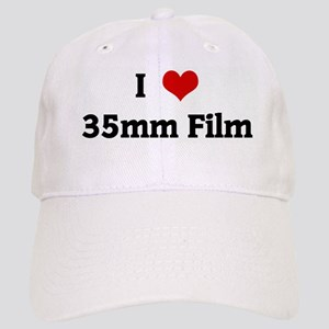 I Love 35mm Film Cap