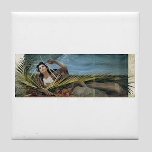 deliverance Tile Coaster