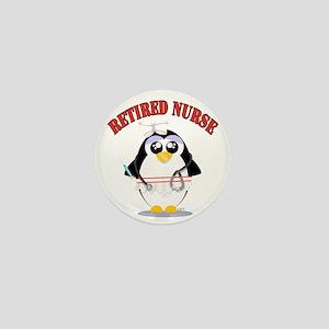 Retired Nurse (female) Mini Button
