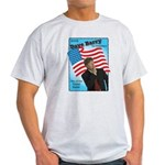 Dave Barry For President Light T-Shirt