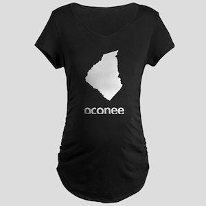 Oconee Maternity Dark T-Shirt