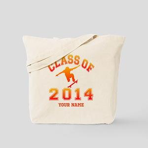 Class Of 2014 Skateboard Tote Bag