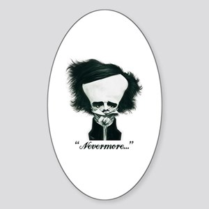 Poe Sticker (Oval)