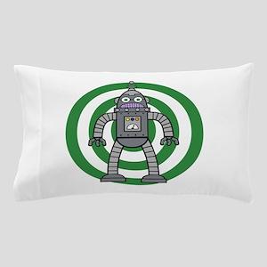 Metal - Robot Pillow Case