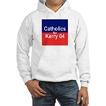 Catholic for Kerry Hooded Sweatshirt