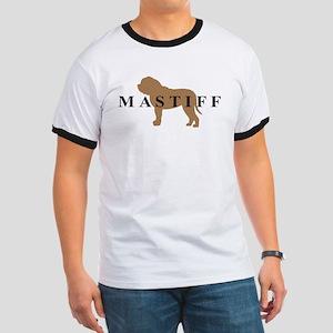 Mastiff Dog Breed Ringer T