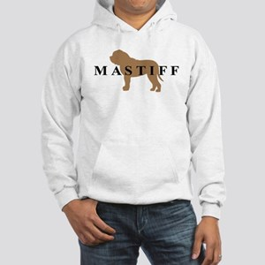 Mastiff Dog Breed Hooded Sweatshirt