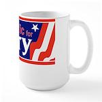 Catholic for Kerry Large Mug