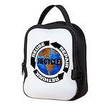 Recycle World Neoprene Lunch Bag