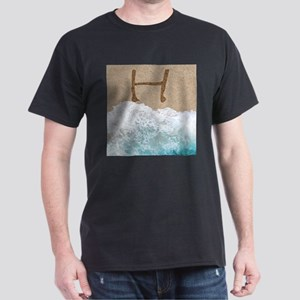 LETTERS IN SAND H T-Shirt