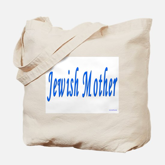 Jewish Mother Tote Bag