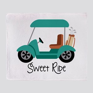 Sweet RiDe Throw Blanket