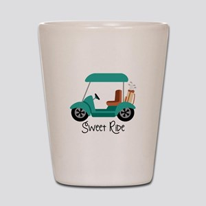 Sweet RiDe Shot Glass