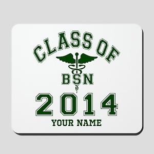 Class Of 2014 BSN Mousepad
